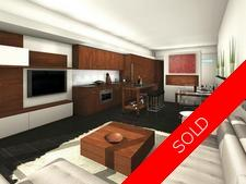 "Crosstown Condo for sale: ""33"" 1 bedroom  Tile Backsplash, Rain Shower, Dark Hardwood Floors 749 sq.ft."