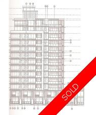 South East False Creek Condo for sale: Foundry 2 bedroom 1,058 sq.ft. (Listed 2007-05-25)